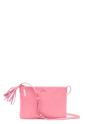 Becksøndergaard Lymbo Leather Bag 628 Sachet Pink One size