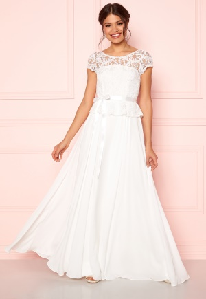 Ida Sjöstedt Belinda Wedding Dress Ivory 38