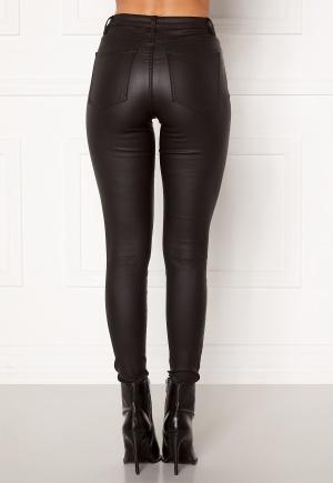 OBJECT Belle MW Coated Pants Black XL