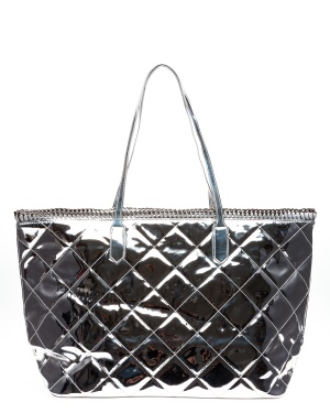 Bellissima Bags Shopper, Patty Silver One size