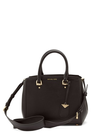 Michael Michael Kors Benning MD Messenger Black One size