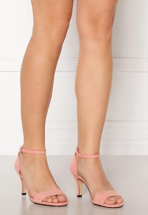 bianco støvler med hæl, Dress Laced Up Derby Brun, Bianco