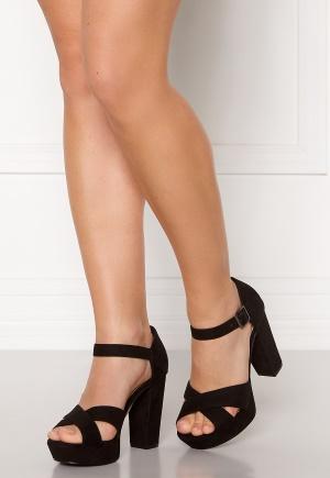 Bianco Carly Plateau Sandal 101 Black 41