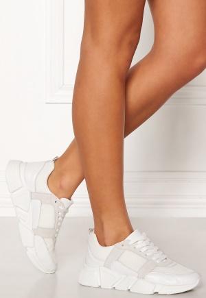 Billi Bi Leather Shoes 793 White 41