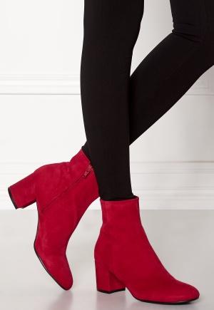 Billi Bi Red Suede Boots Red 36