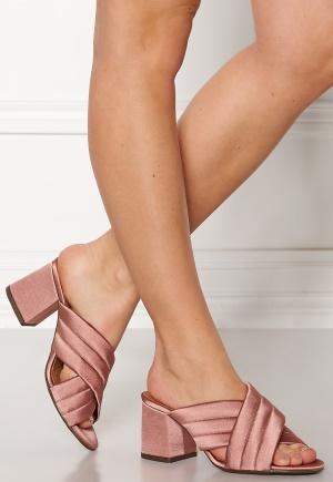 Billi Bi Satin Sandals Old Rose 36
