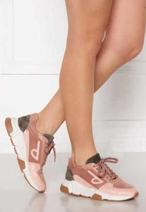 Billi Bi Sneakers Nude/Army comb. 857 39
