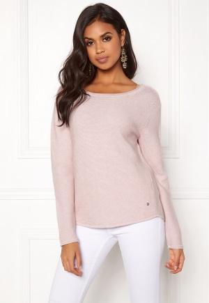 Boomerang Knopp Sweater Dusty Pink M