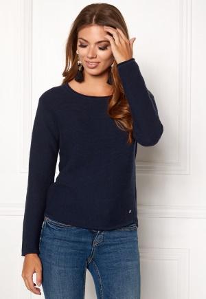 Boomerang Knopp Sweater Night Sky XL