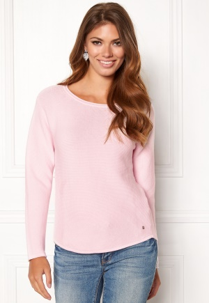 Boomerang Knopp Sweater Powder pink M