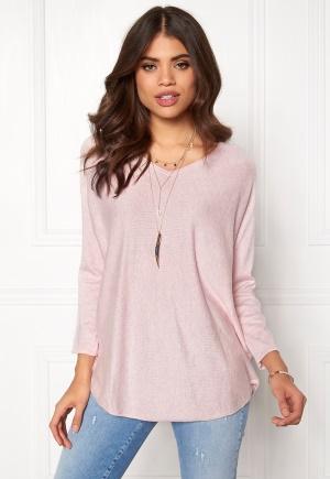 Boomerang Opal Sweater 925 Pink Lemonade M