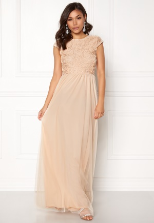 BUBBLEROOM Ariella prom dress Champagne 34