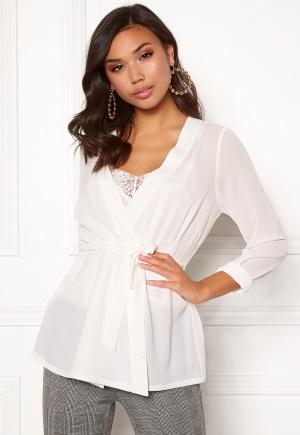 BUBBLEROOM Clair soft blazer White 38