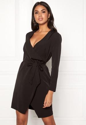 BUBBLEROOM Lene shirt dress Black 34 0861d5ebc183a