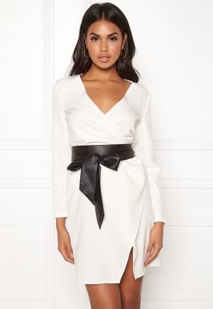 BUBBLEROOM Lene shirt dress White 34 3e4b6b0cccd93