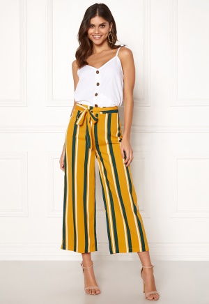 BUBBLEROOM Maja culotte trousers Striped 34