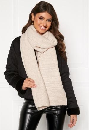 BUBBLEROOM Malin scarf Beige One size
