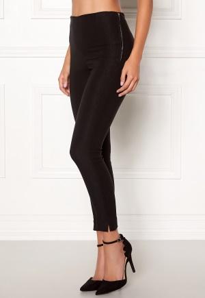 BUBBLEROOM Prisha trousers Black 34