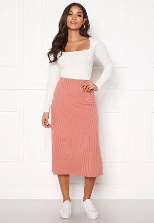 BUBBLEROOM Roxanne rib skirt XS