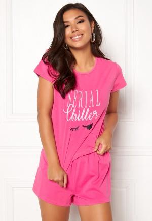 BUBBLEROOM Sandi pyjama set Pink S
