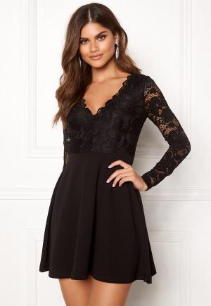 BUBBLEROOM Shelby dress Black XL
