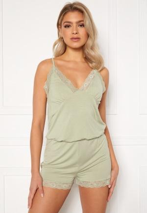 BUBBLEROOM Dixie pyjama set Dusty green M