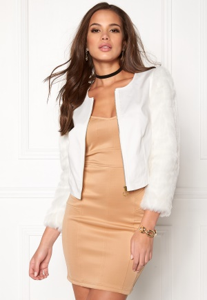 BUBBLEROOM Mania jacket White 34
