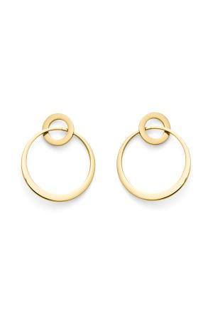 BY JOLIMA Megan Earring Gold One size