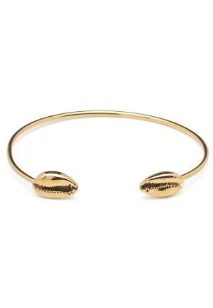 BY JOLIMA Shell Bracelet Guld One size