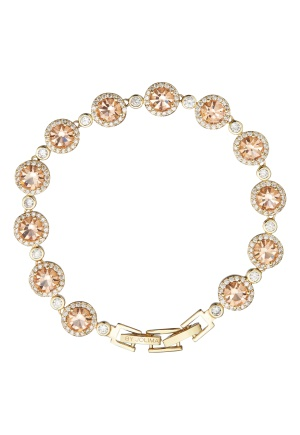 BY JOLIMA Sienna Multi Bracelet Champagne One size
