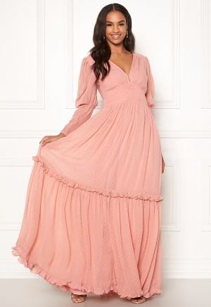 byTiMo Delicate Gown 477 Dusty Pink XS