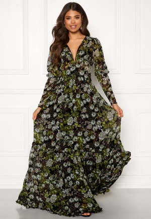 byTiMo Delicate Gown 907 Green Garden S