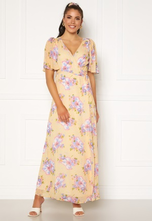 byTiMo Delicate Semi Wrap Gown Happiness L