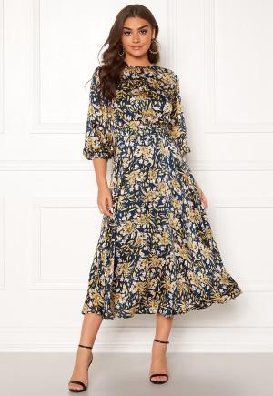 byTiMo Satin Midi Dress 919 Magnolia XS