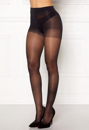 Calvin Klein Active Sheer 25 Den Tights Black L