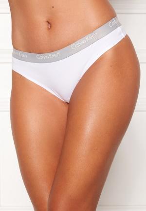 Calvin Klein CK One Cotton Thong White L