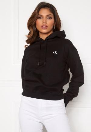 Calvin Klein Jeans CK Embroidery Hoodie BAE CK Black XL