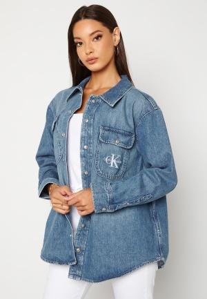 Calvin Klein Jeans Denim Overshirt 1AA Denim Light L