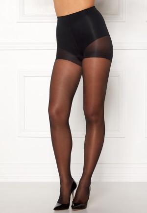 Calvin Klein Ultra Sheer 15 Den Tights Black L