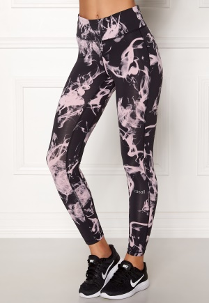 Casall Exhale7/8 Tights 791 Violet Exhale 38 Casall