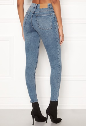 CHEAP MONDAY Mid Skin Jeans Media Blue 26/30