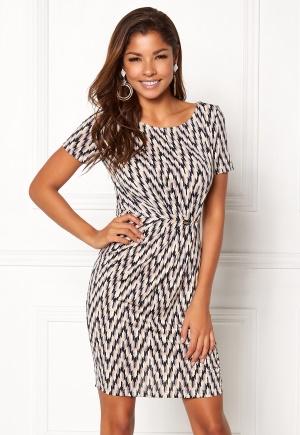 d9328aef4626 Chiara Forthi Amy Dress Black   Grey   Beige L (EU42)
