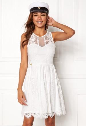 Chiara Forthi Celeste dress White L (EU42)