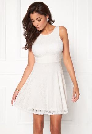 Chiara Forthi Celinne Dress White L