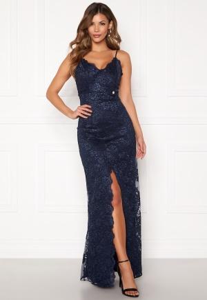 Chiara Forthi Irmeline gown  Dark blue 44