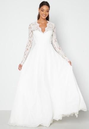 Chiara Forthi Kate lace gown White 34