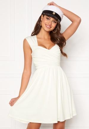 Chiara Forthi Kirily White Dress White L