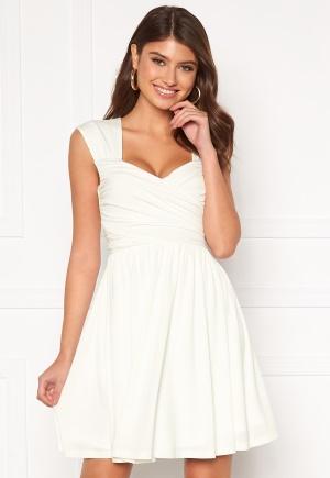 Chiara Forthi Kirily White Dress White XXS