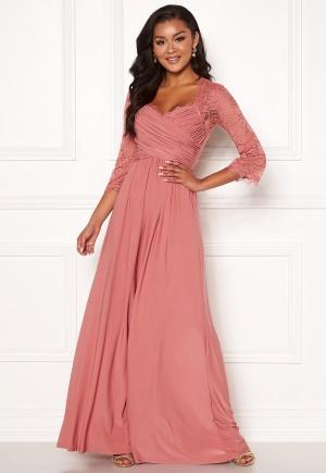 Chiara Forthi, Ofelia Crochet Dress Pink | Naisten