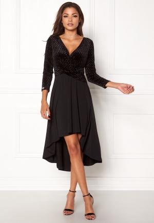 Chiara Forthi Nicosia Dress Black L (EU42)